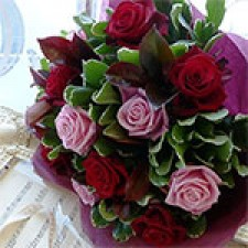 Valentine's Day Flowers by Enchanted Florist