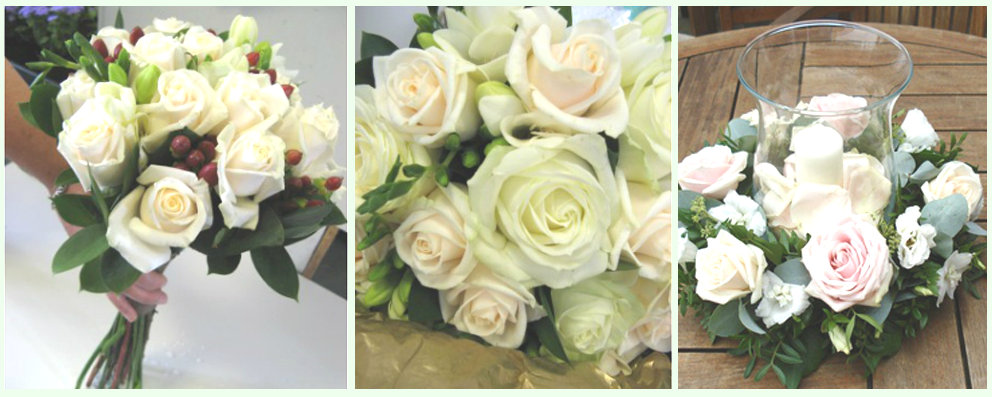 Wedding Flowers Leigh-on-Sea by Enchanted Florist Leigh-on-Sea