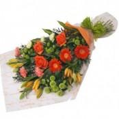 Warm Glow Bouquet
