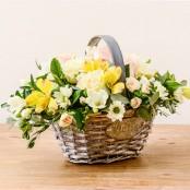 Sofia rustic basket